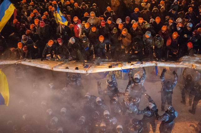 Фото: heineimaging.de/kiew-maidan