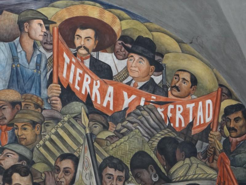 Diego_Rivera_mural_featuring_Emiliano_Zapata
