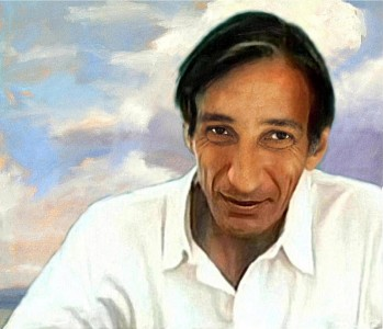Ivan Illich_Portrait by bN