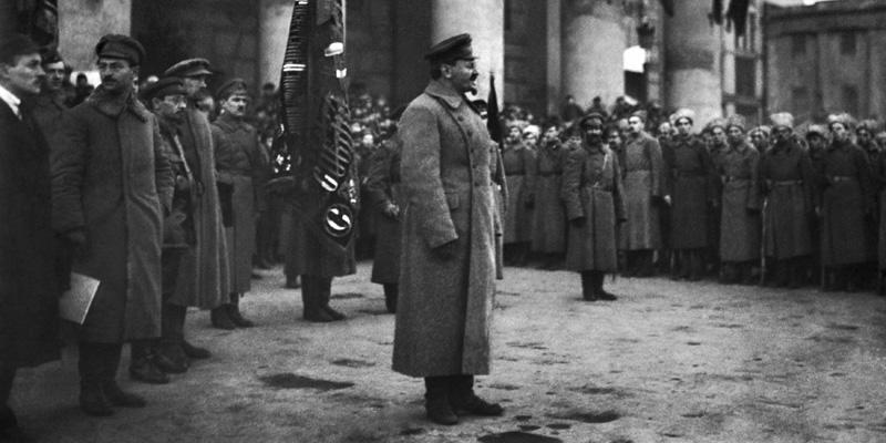 1918-g.Sleva-ot-Trotskogo-zamestitel-narkoma-po-voenno-morskim-delam-E-fraim-Sklyanskij-predsedatel-VTSIK-YAkov-Sverdlov-i-chlen-RVS-Respubliki-Nikolaj-Podvojskij._cr