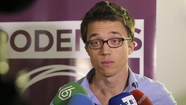"""Иньиго Эрихон - номер """"два"""" в Podemos, доктор политологии и потомственный левый"""