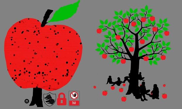 Обменивайте плоды своего труда. Иллюстрация: Joe Magee