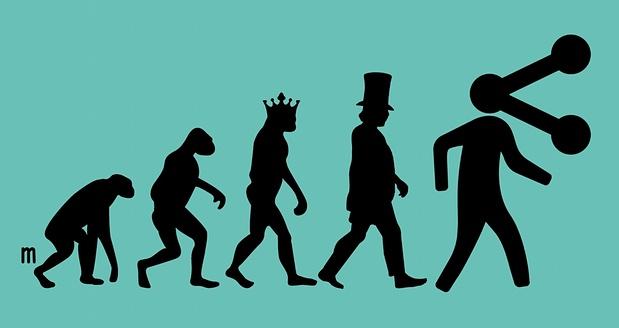 Это - утопия, полагать, что мы находимся на грани эволюции за пределами капитализма? Иллюстрация: Joe Magee