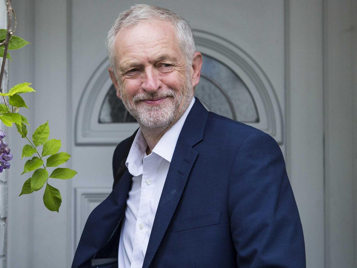 Джереми Корбин уверен, что он будет переизбран на пост лидера лейбористов. Фото: Getty Images