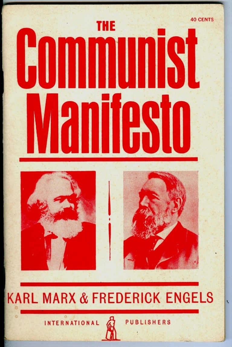 an analysis of karl marxs as an idea of a communist state