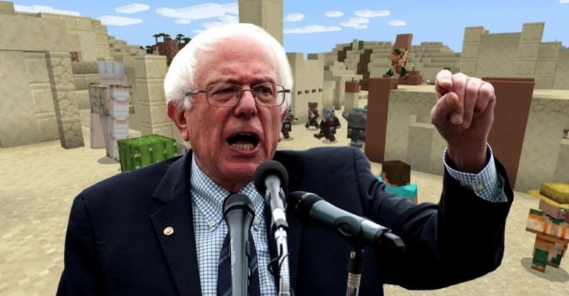 Bernie-Sanders-Minecraft